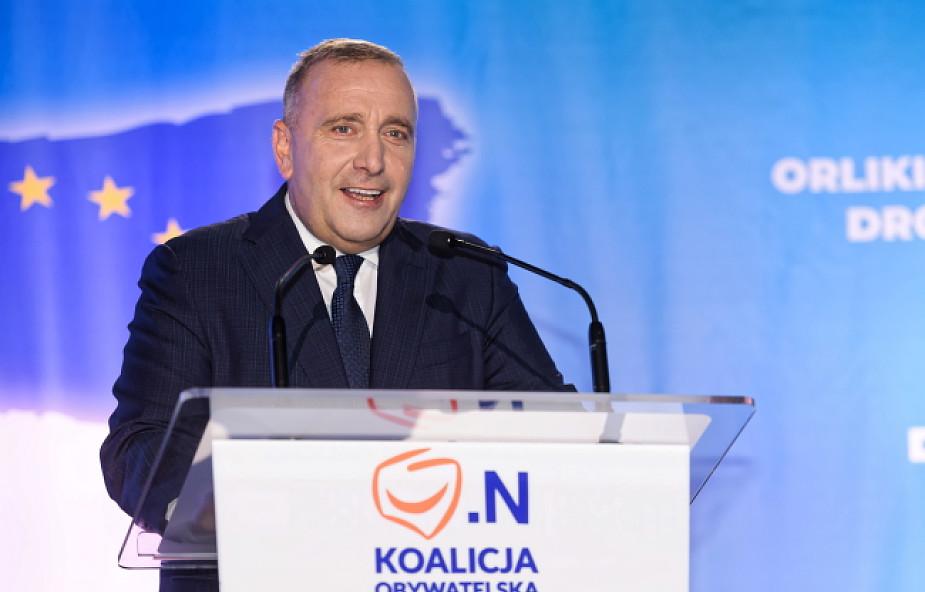 Schetyna: Polacy muszą żyć ze świadomością, że Polską rządzi premier kłamca i tchórz
