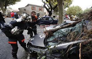 Francja: co najmniej 13 osób poniosło śmierć w następstwie powodzi
