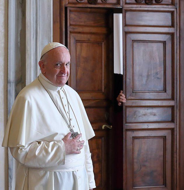 Bomba w Watykanie! Zobaczcie, co wydarzyło się w czasie spotkania papieża z prezydentem - zdjęcie w treści artykułu nr 5