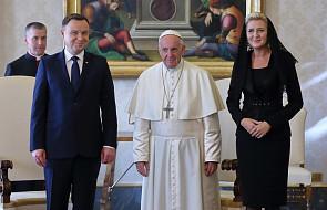 Prezydent skierował prośbę do papieża o wizytę w Polsce. Co odpowiedział Franciszek?
