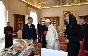 Bomba w Watykanie! Zobaczcie, co wydarzyło się w czasie spotkania papieża z prezydentem