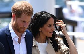 Pierwsze publiczne wystąpienie Harry'ego i Meghan od ogłoszenia wiadomości o ciąży