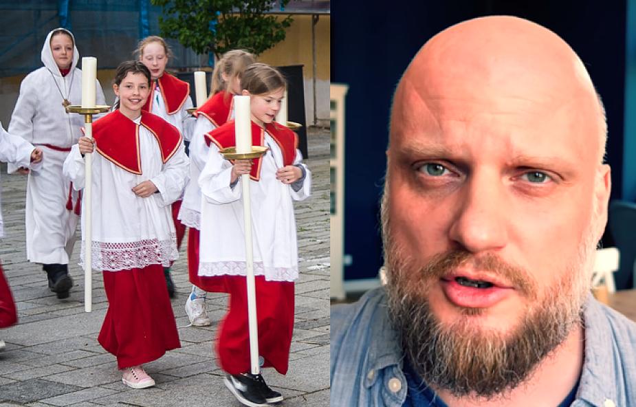 Adam Szustak OP o tym, czy dziewczynki mogą być ministrantkami