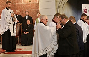 Abp Ryś zdjął piuskę podczas luterańskiego nabożeństwa. Zrobił to z bardzo ważnego powodu