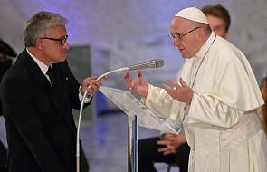 Papież o tym, czy człowiek, który nie reaguje na zło, jest współwinny