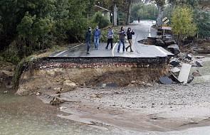 Francja: stan klęski żywiołowej w departamencie Aude