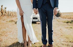 Młodzi zdecydowali się zrobić coś wyjątkowego w dniu ślubu. Nie zapomną tego do końca życia