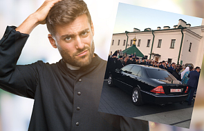 Ksiądz zawieszony w czynnościach kapłańskich za wrzucenie zdjęć hierarchy i jego limuzyny na FB