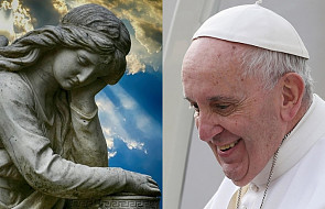 Jak Franciszek patrzy na rolę Aniołów Stróżów w naszym życiu?