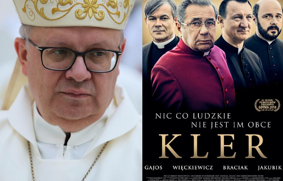 """Biskup Czaja po obejrzeniu """"Kleru"""": czasem mam do czynienia z taką patologią wśród księży"""