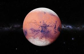 Nowa mapa Marsa pokazuje, że lodu jest na nim więcej, niż sądzono