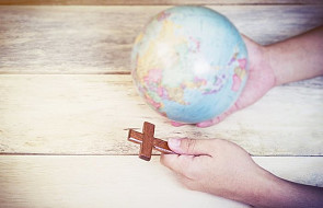 Obchodzimy dziś Światowy Dzień Misyjny