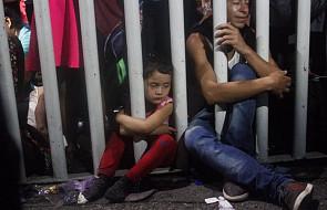 Wenezuela: Maduro apeluje do Trumpa o otwarcie granic dla karawany migrantów