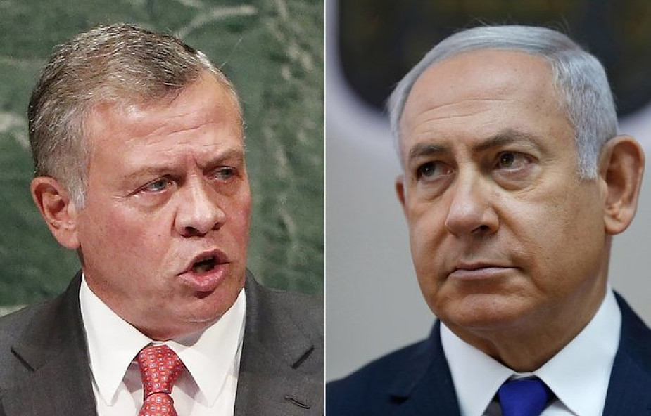 Władze Jordanii: nie przedłużymy umowy dzierżawnej z Izraelem