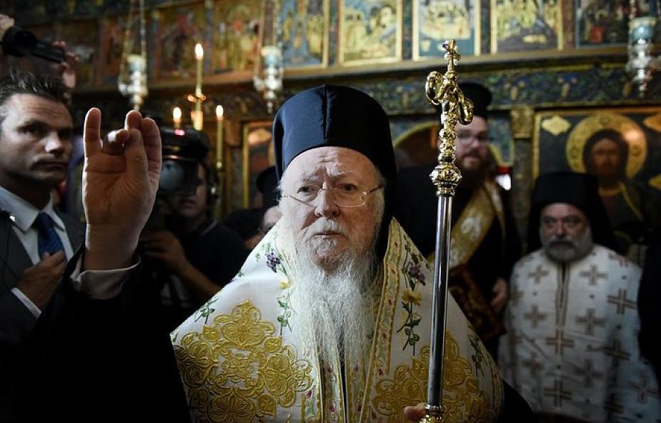 Ukraina: patriarcha Bartłomiej osobiście wręczy w Kijowie dokument o autokefalii