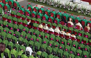 Synod przypomnieniem o bolesnych realiach świata