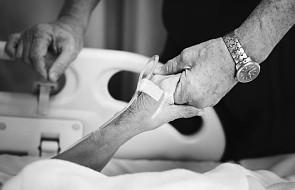 Bydgoszcz: zmarł Tadeusz Centek, 97-letni wolontariusz hospicjum