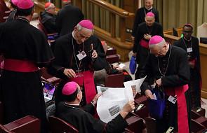 """Watykański korespondent z """"La Croix"""" o problemie z konkretami na Synodzie. """"Trudno wyjść z pewnego poziomu ogólności"""""""