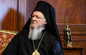 Patriarcha Bartłomiej publicznie w Turcji odniósł się do sprawy Kościoła na Ukrainie