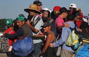 Biały Dom przygotowuje rozporządzenie, by powstrzymać karawanę migrantów
