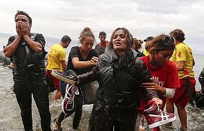 Marokańska marynarka wojenna uratowała na Morzu Śródziemnym 308 migrantów