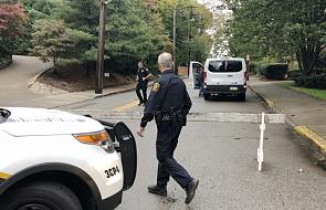Biskup Pittsburgha wstrząśnięty masakrą w synagodze