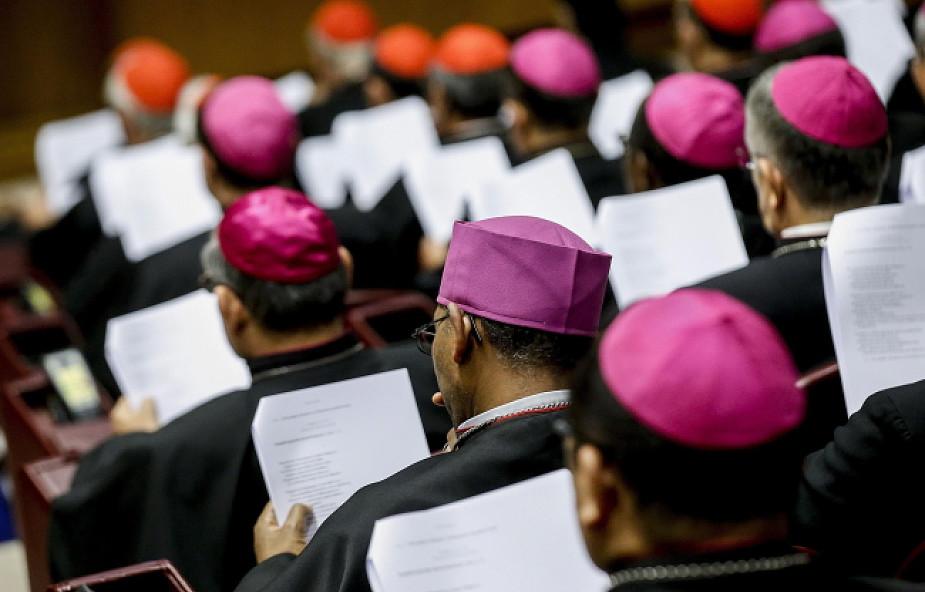 Watykan: biskupi przyjęli a papież zatwierdził synodalny dokument końcowy