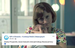 """""""Drodzy Przyjaciele, nasze maluszki znów potrzebują Waszej pomocy"""". Ośrodek preadopcyjny w Otwocku prosi o wsparcie"""