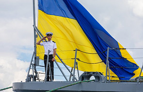 """Ukraiński minister infrastruktury: liczymy na sankcje UE i USA ws. działań Rosji na Morzu Azowskim. """"To uzasadnione kroki"""""""