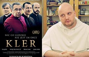 """Adam Szustak OP wybrał się w habicie na """"Kler"""". Oto, co przeżył w kinie [WIDEO]"""
