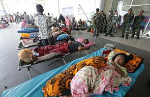 Liczba ofiar trzęsienia ziemi i tsunami w Indonezji wzrosła do ponad 1300