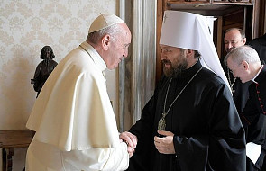 """Rosyjska Cerkiew chwali papieża za """"zrównoważone stanowisko"""" ws. Ukrainy i Konstantynopola"""