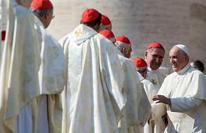 """Czy papież wprowadzi kobiety do kolegium kardynałów? """"Franciszek mógłby to zrobić"""""""