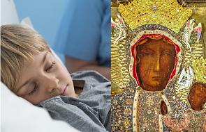 """""""Płacząca"""" Matka Boża uratowała ich synka. Niesamowite cuda dzieją się tam do dziś"""