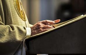 """Synod: arcybiskup Sydney przeprasza za """"haniebne czyny"""" niektórych duchownych"""