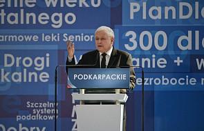 """Kaczyński o tym, czy Podkarpacie będzie Dubajem czy też """"polską Bawarią"""""""