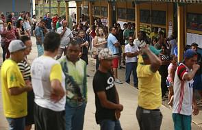 """Brazylia: trwa pierwsza tura wyborów prezydenckich. Wygrać może """"tropical Trump"""""""