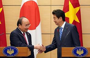 Japonia i Wietnam uzgodniły współpracę na rzecz pokoju na spornym morzu