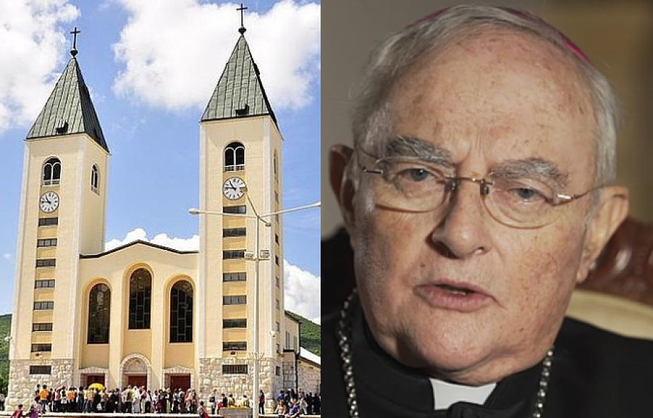 Uznanie objawień blisko? Abp Hoser porównał Medjugorie do Fatimy i Lourdes