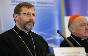 Abp Szewczuk o Synodzie: słuchać, usłyszeć i wsłuchiwać