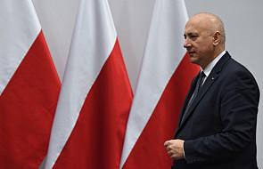 Brudziński: będą wystarczające siły do zabezpieczeń biało-czerwonego marszu
