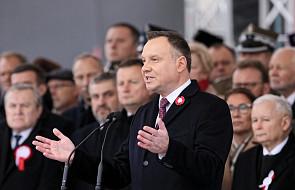 Prezydent podpisał deklarację o restytucji Pałacu Saskiego w Warszawie
