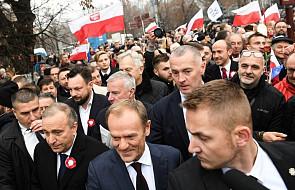 Tusk: to co nas łączy jest o wiele mocniejsze i ważniejsze, to jesteś ty Polsko