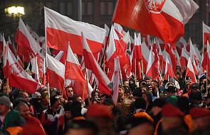 """""""Cieszymy się, że marsz w Warszawie przebiegł w spokojnej atmosferze"""""""