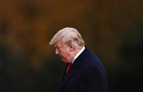 Francja: prezydent Trump złożył hołd poległym amerykańskim żołnierzom