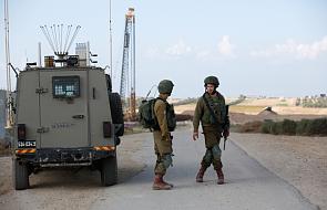 Starcia w Strefie Gazy: zginęło siedmiu Palestyńczyków i izraelski wojskowy