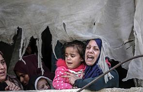 W izraelskim nalocie na Strefę Gazy zginęło trzech Palestyńczyków
