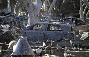 USA: co najmniej 42 ofiary śmiertelne pożarów w Kalifornii. Zniszczeniu uległo ponad 7,1 tys. budynków