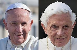 Franciszek i Benedykt XVI wspólnie zabrali głos w tej sprawie i napisali osobne przesłania na ten temat
