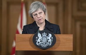 Theresa May: wierzę, że obrany kurs ws. Brexitu jest właściwy dla kraju